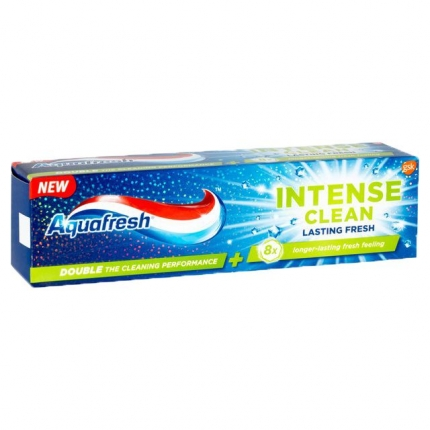 AQUAFRESH INTENSE CLEAN LASTING FRESH 75ML GSK