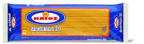 Ήλιος Σπαγγετίνη Ν10 500gr