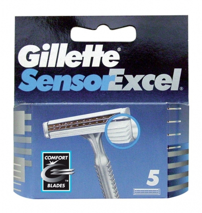 Gillette Sensor Excell Aνταλλακτικά
