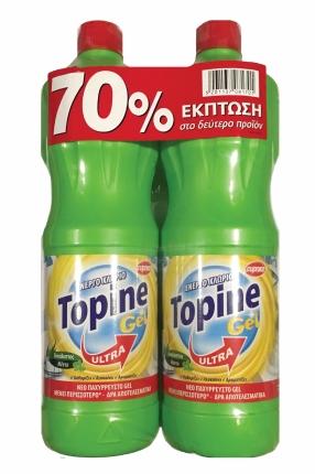 TOPINE GEL ΧΛ ΕΥΚ/ΜΕΝ 1250ML 2ο -70%