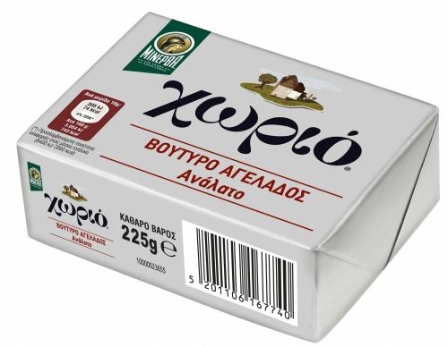 ΜΙΝΕΡΒΑ ΒΟΥΤΥΡΟ ΑΓΕΛΑΔΟΣ ΧΩΡΙΟ ΠΑΚΕΤΟ 12x225GR (Ψ)