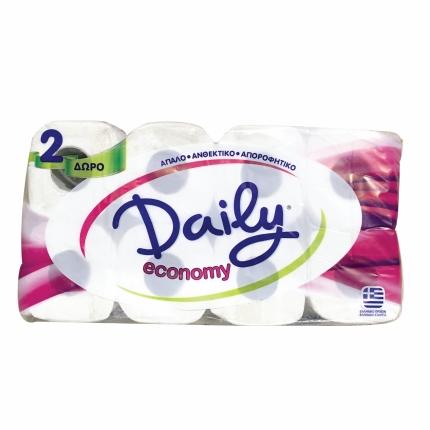 DAILY Ρ/Υ ECONOMY 8ΠΛΑ GOFRE 75GR