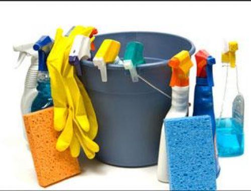 Καθαριστικά Σπιτιού