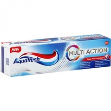 AQUAFRESH MULTI ACTION ΟΔΟΝΤΟΚΡΕΜΑ (75ml)