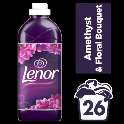 LENOR AMETHYST&FLORAL BOUQ 26ΜEZ