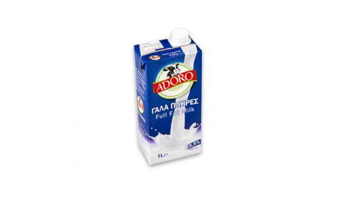 ADORO ΓΑΛΑ Μ/Δ 3,5% EASY OPEN 12x1LT
