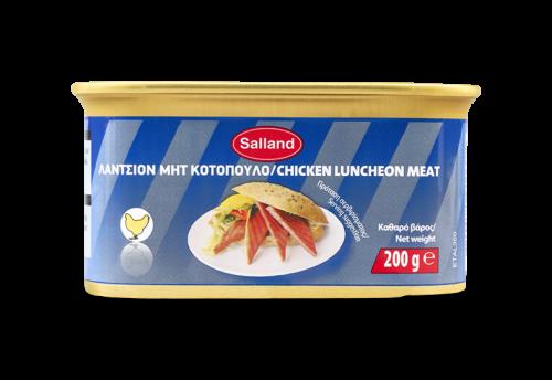 SALLAND LUNCHEON MEAT ΚΟΤΟΠΟΥΛΟ 48Χ200G