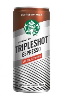 STARBUCKS TRIPLESHOT ESPRESSO MILK 300ml
