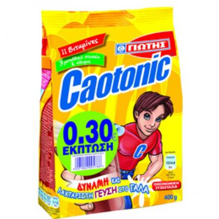 CAOTONIC 400 ΓΡ  ΣΑΚΟΥΛΑ