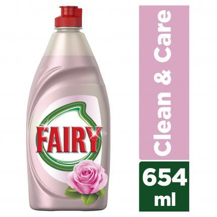 FAIRY CLEAN&CARE ΤΡΙΑΝ/ΛΟ&ΣΑΤΕΝ 16X654ML