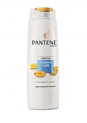 Pantene Pro-V Classic Clean Σαμπουάν για όλους τους τύπους μαλλιών 360ml