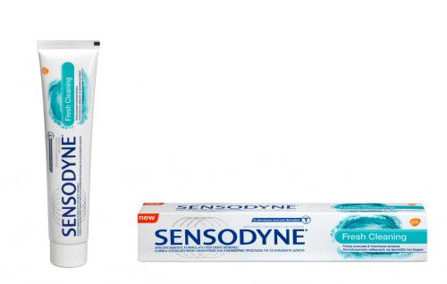 SENSODYNE FRESH CLEANING