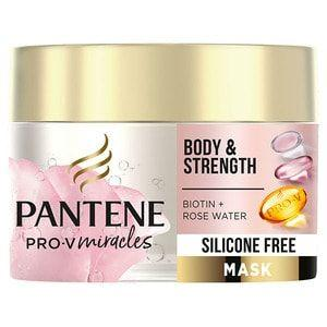PANTENE ΜΑΣΚΑ ROSE WATER LIFT&VOL 160ML