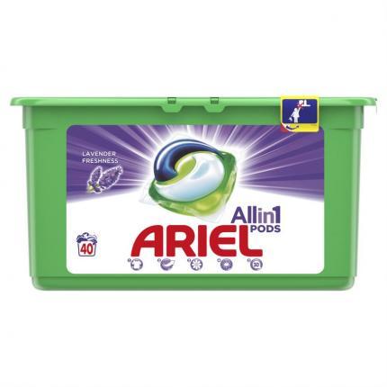 ARIEL PODS Allin1 LAVENDER 3X40