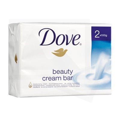 DOVE ΣΑΠΟΥΝΙ GR100X2 ORIGINAL BEAUTY CREAM