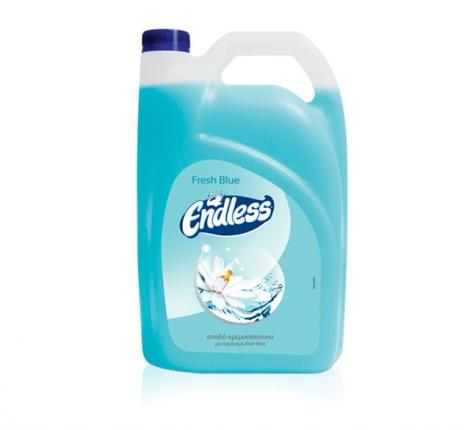 ENDLESS ΚΡΕΜΟΣΑΠΟΥΝΟ CREAM FRESH BLUE 4L