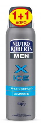 NEUTRO SPRAY X ICE 150ML (1+1Δ)