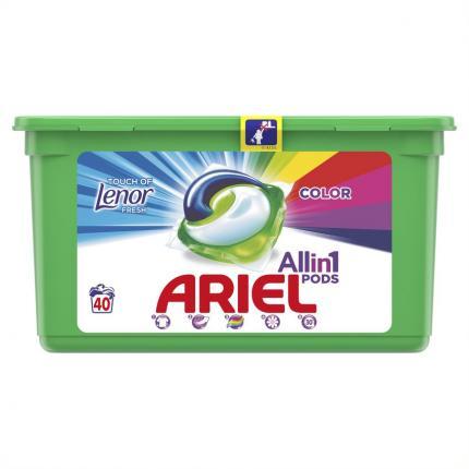 ARIEL PODS Allin1 TOL COLOR 3X40