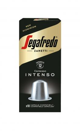 SEGAFREDO COFFEE CAPSULES INTENSO NESPRESSO COMP 51g