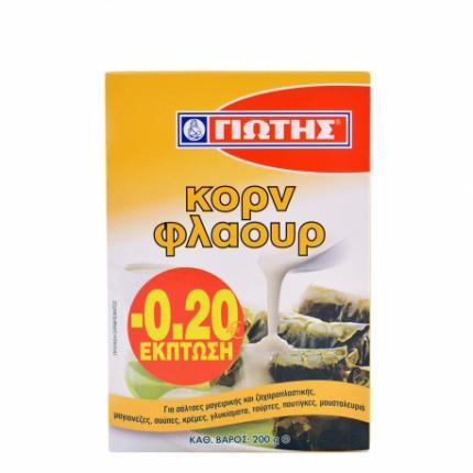 ΚΟΡΝ ΦΛΑΟΥ ΓΙΩΤΗ -0,20€