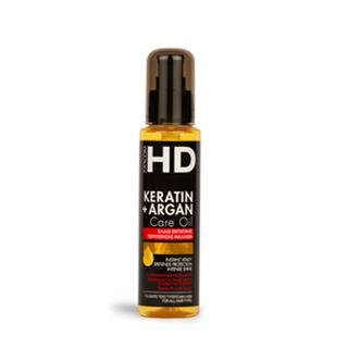 HD KERATIN + ARGAN CARE OIL 100ml