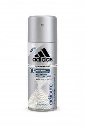 ADIDAS ADIPURE MALE DEO BS 150ML