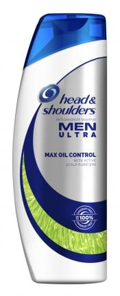 Head & Shoulders Σαμπουάν Max Oil Control 360ml