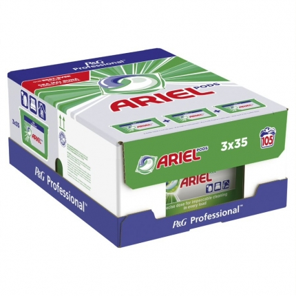 ARIEL PODS 3in1 PG PROFESSIONAL REGULAR 1X105TMX PGP