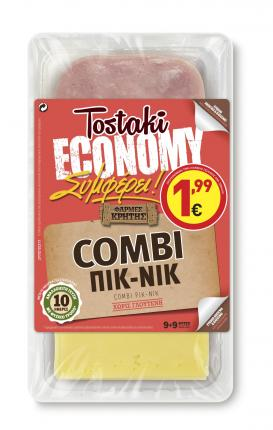 CRETA FARMS TOSTAKI ECONOMY COMBI PACK ΠΙΚ ΝΙΚ 1.99€ 360gr