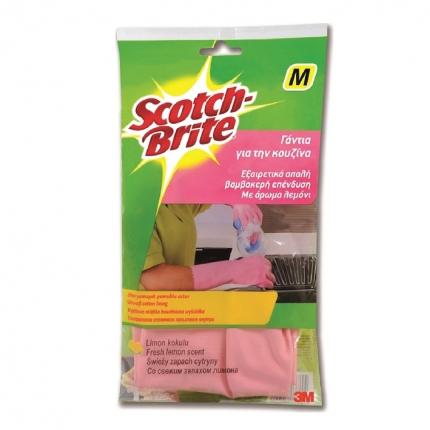 3M Scotch Brite γάντια για την κουζίνα Medium !