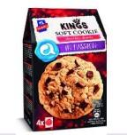 KINGS SOFT COOKIE CHOCO 10X180g