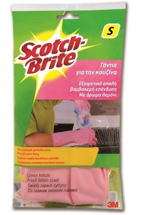 3M Scotch Brite γάντια για την κουζίνα Small !