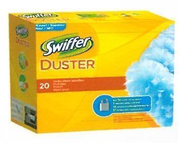 Swiffer Dusters ανταλλακτικά ξεσκονίσματος 20τεμ.!