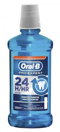 OB ΣΤΟM.ΔΙΑΛ.PROEXP STRONG TEETH 500ML