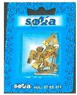 SOKA ΙΝΞ (ΓΑΝΤΖΟΙ ΚΑΔΡΩΝ Νο 1-ΚΑΡΤ 10 ΤΜΧ)