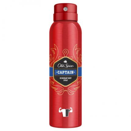 OLD SPICE DEO SPRAY CAPTAIN 150ML