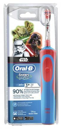 Oral-B Stages Power για παιδιά - Ηλεκτρική Οδοντόβουρτσα με τους χαρακτήρες του Star Wars