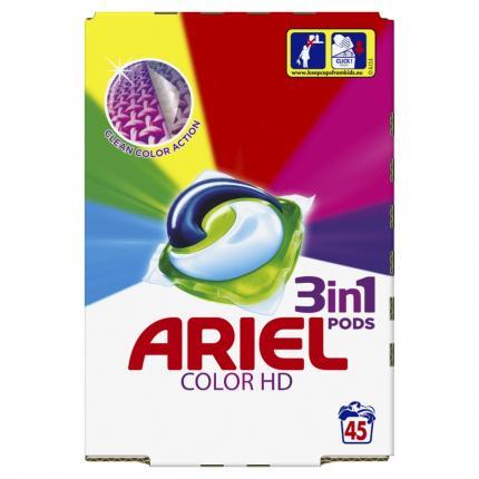 ARIEL PODS 3in1 COLOR 1X45TMX