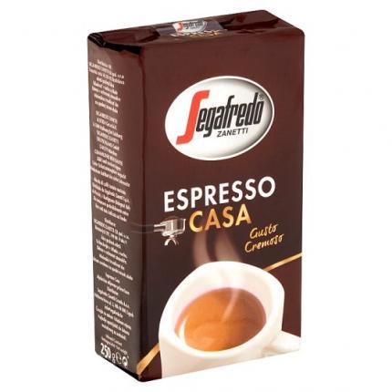 SEGAFREDO CASA ESPRESSO COFFEE ΑΛΕΣΜΕΝΟΣ 250g
