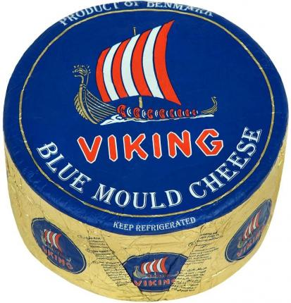 Arla Μπλε Τυρι Viking ~3kg  (Τιμή κιλού)