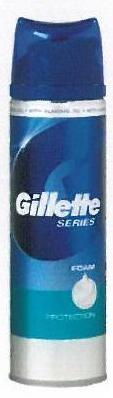 GILLETTE SERIES ΑΦΡΟΣ 250ml P/L PROTECTION