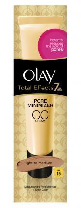 Olay Total Effects 7in1 Κρέμα Μείωσης Πόρων CC Medium SPF15 50ml